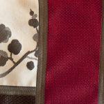 summer breeze bag silk japonese vintage