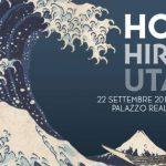 Hokusai Hiroshigue Utamaro Milano